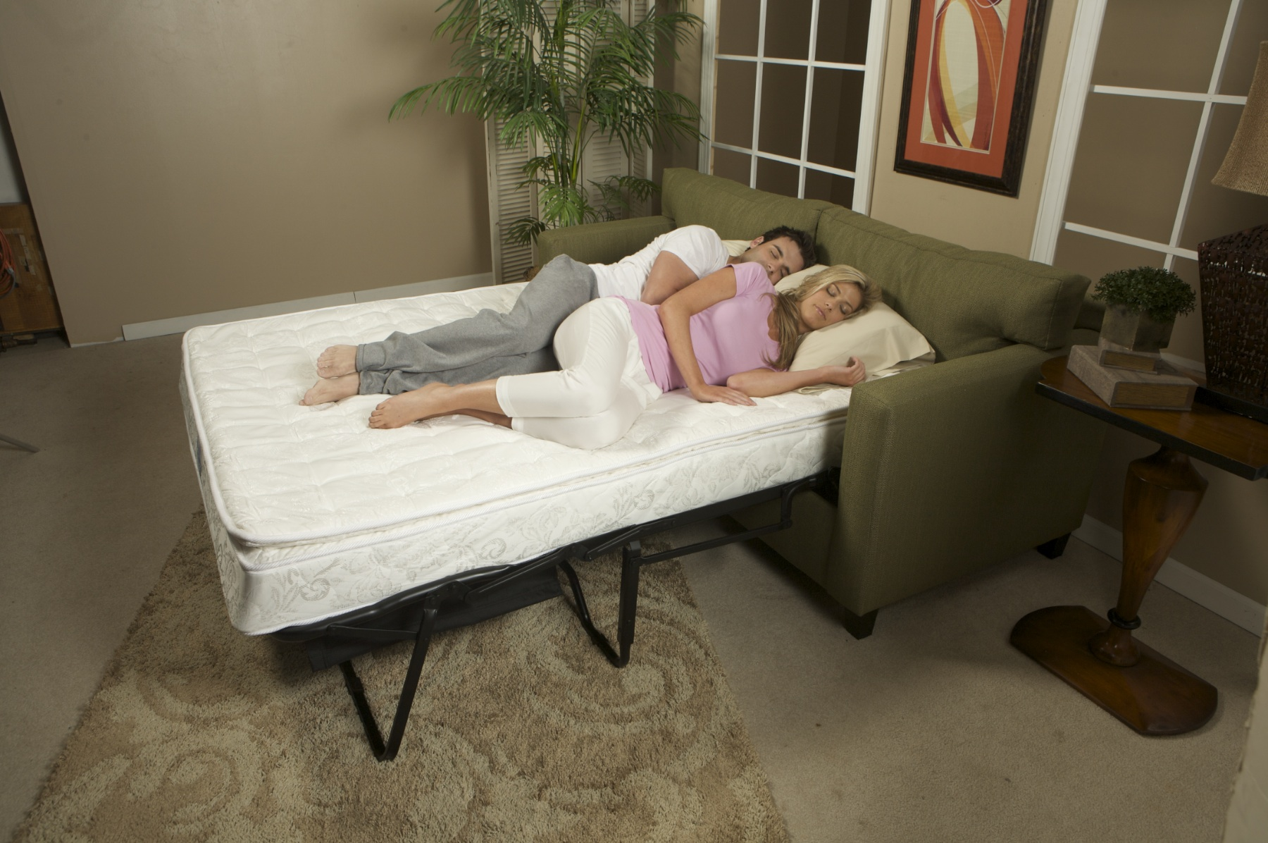 The Most fortable Sleeper Sofa